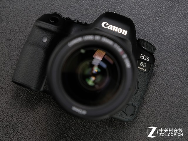 佳能EOS 6D Mark II评测