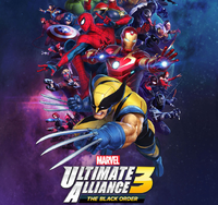 漫威终极联盟3:黑暗教团 - Marvel Ultimate Alliance 3: The Black Order